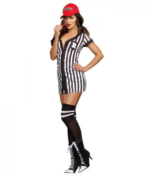 My Game  My Rules Referee Outfit