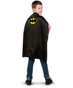 Batman to Superman Reversible Cape Child