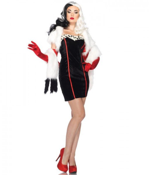 Disney Cruella Adult Costume