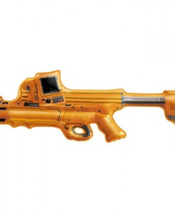 G.I. Joe Retaliation Black Tempest Inflatable Gun