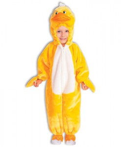 Quackers the Duck Toddler / Child Costume