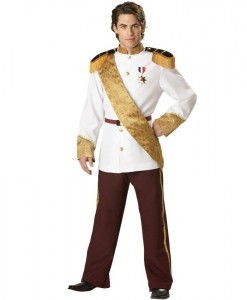 Prince Charming Elite Collection Adult Costume  sc 1 st  Halloween Costumes & Princess u0026 Prince Costumes - Halloween Costume Ideas 2016