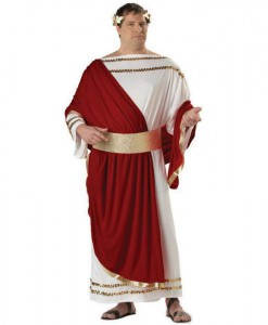 Caesar Adult Plus Costume