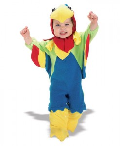 Baby Parrot Infant Costume
