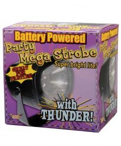 Mega Strobe with Thunder