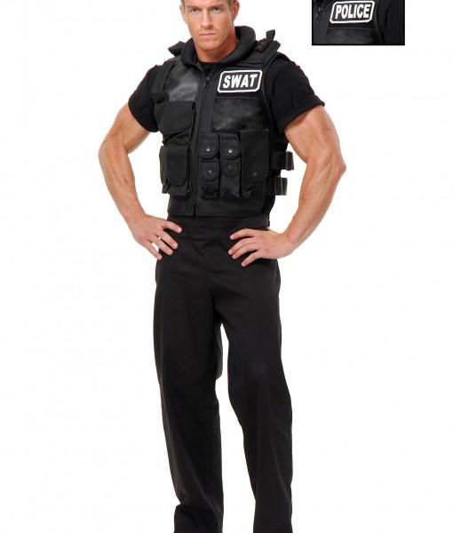 SWAT Team Vest - Halloween Costume Ideas 2019