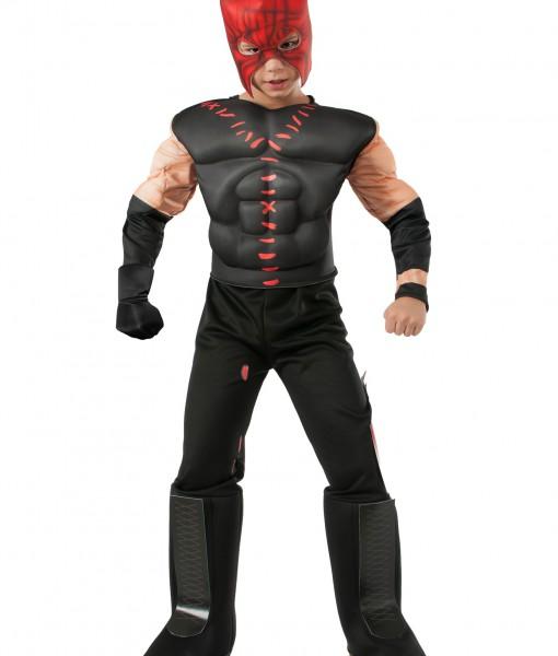 Boys Deluxe WWE Kane Costume