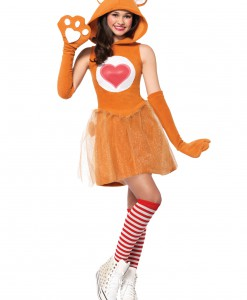 Tenderheart Bear Tween Costume