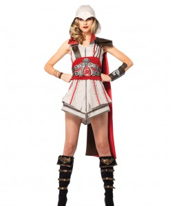Assassin's Creed Ezio Girl Adult Costume