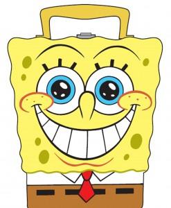 SpongeBob Carry-All Tin