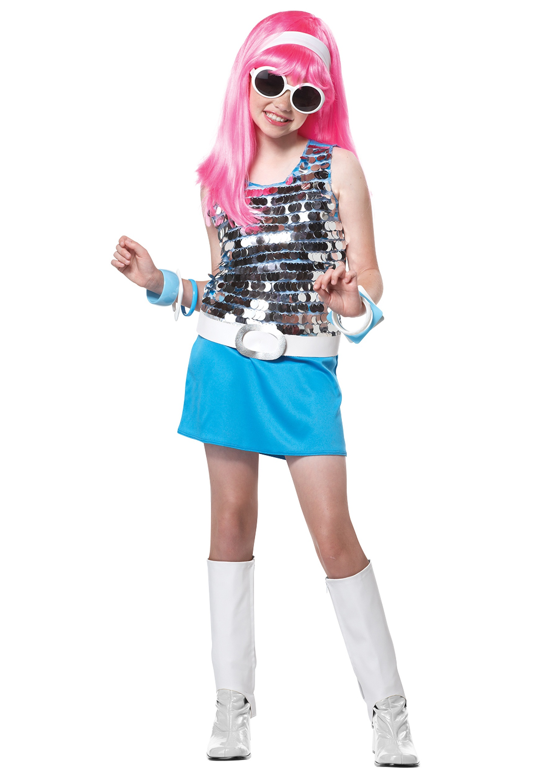 Kids Go Go Girl Costume - Halloween Costume Ideas 2019