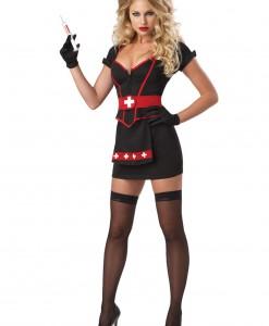 Womens Plus Size Cardiac Arrest Nurse Costume