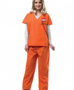 Orange is the New Black Prisoner Costume