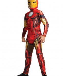 Child Classic Iron Man Costume