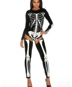 Womens Bad to the Bone Costume