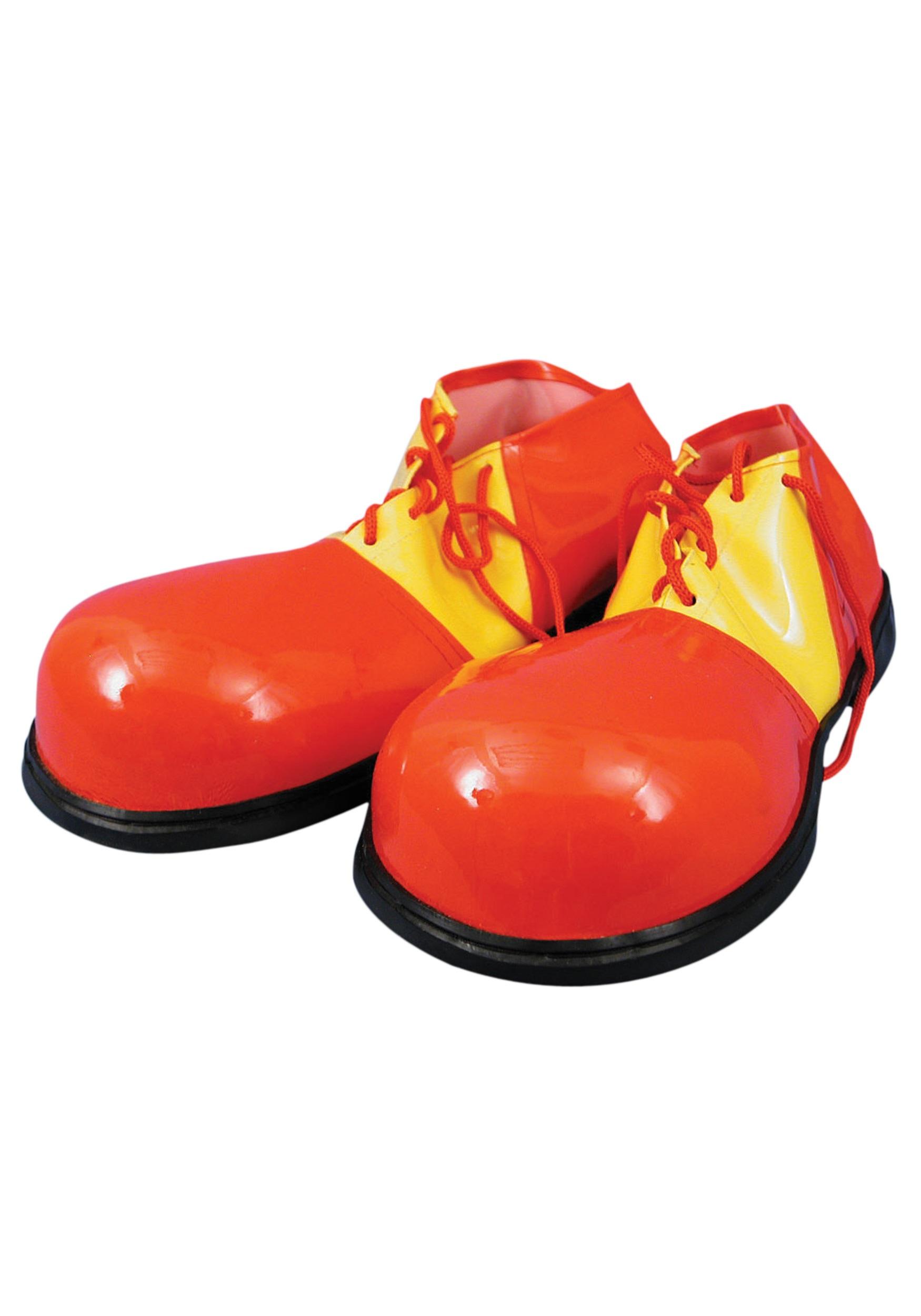 Картинки ботинки клоуна