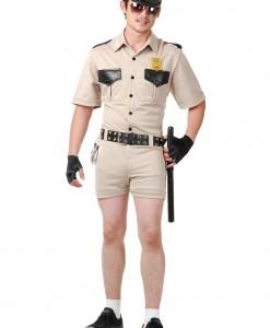 Plus Size Reno Cop Costume
