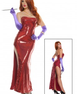 Exclusive Deluxe Sequin Hollywood Singer Costume