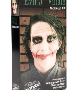 Evil J Villain Makeup Kit