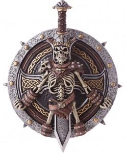 Viking Lord Shield & Sword