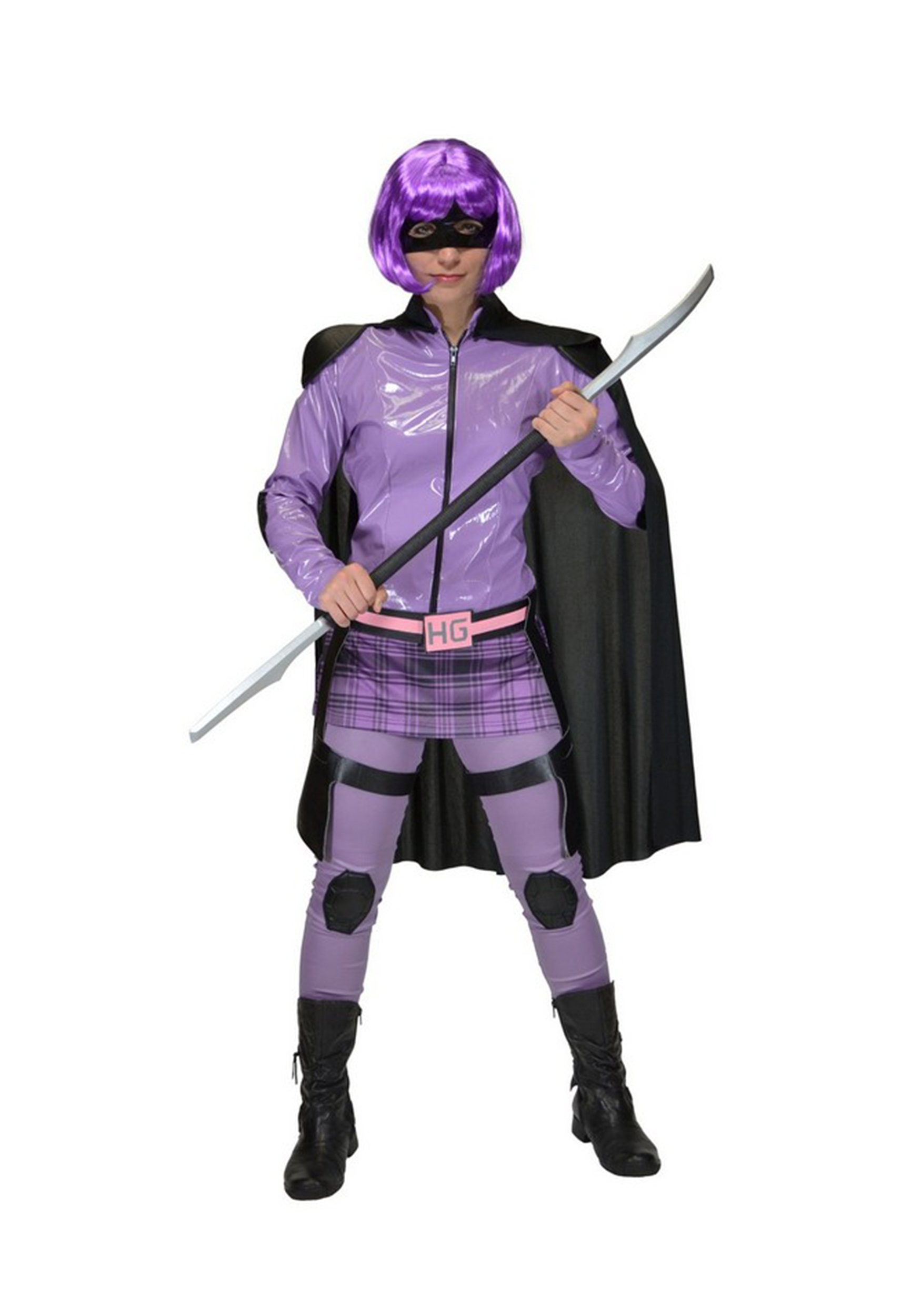 Hit girl costume kick ass, gretchen carlson hot and tight