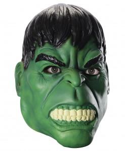 Adult Hulk 3/4 Mask