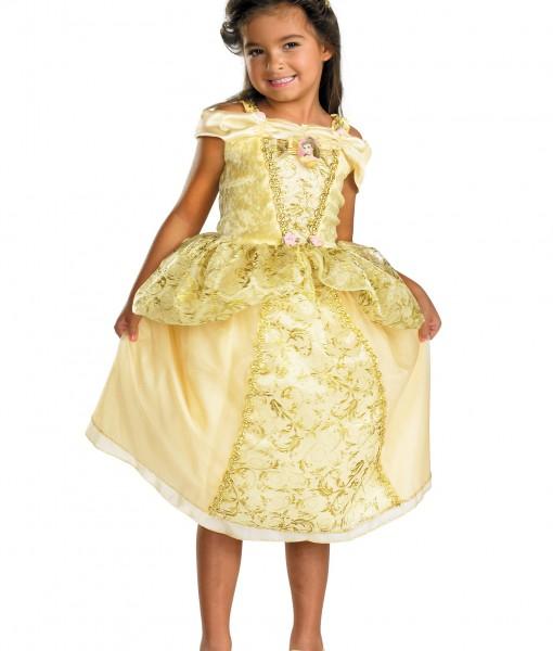 Kids Deluxe Belle Costume