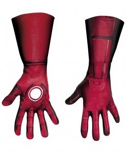 Adult Deluxe Iron Man Mark VII Gloves