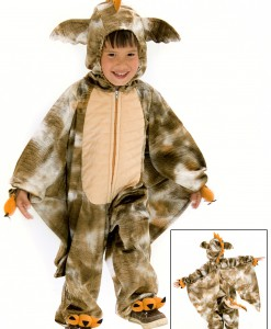 Child Rust Dragon Costume