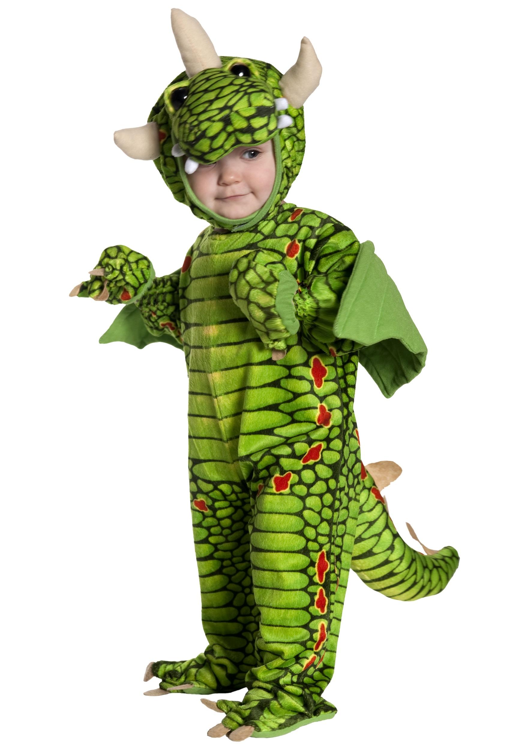 Костюм дракона фото