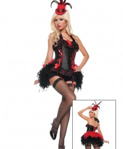 Sexy Moulin Madame Costume