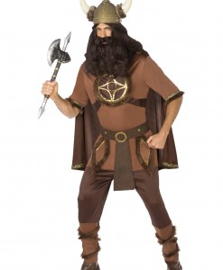 Men's Adult Viking Costume
