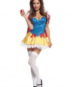 Sequin Snow White Costume
