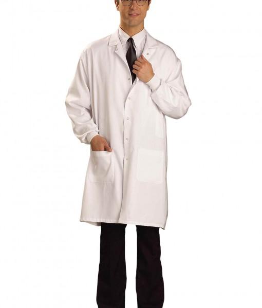 White Doctor Lab Coat