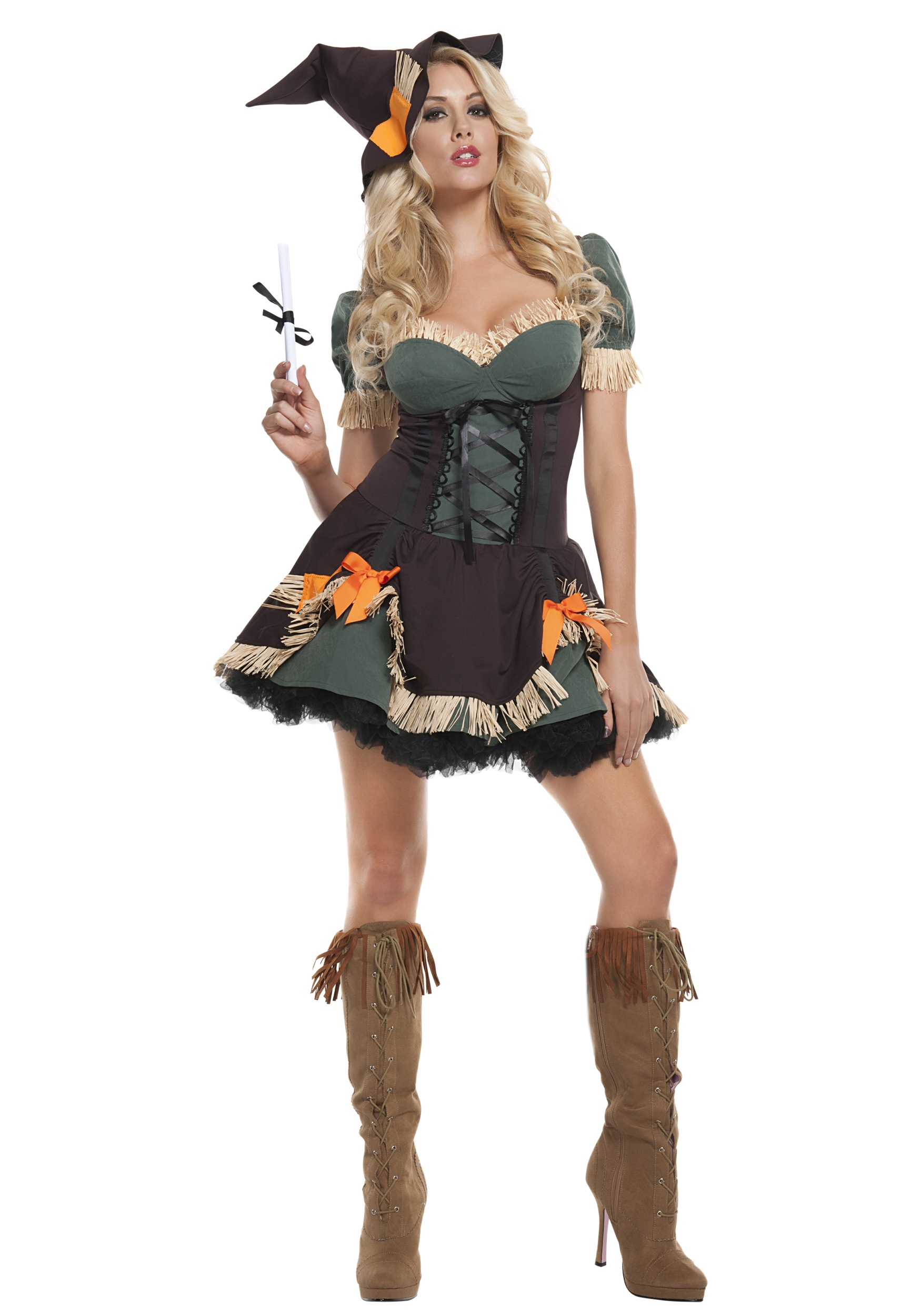 Sexy Exclusive Scarecrow Costume
