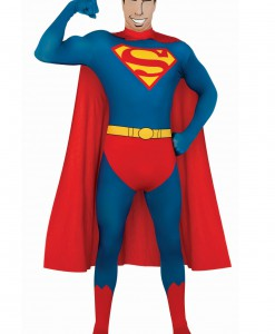 Superman 2nd Skin Costume