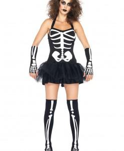 Sexy Undead Skeleton Costume