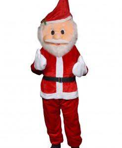 Mascot Santa Claus Costume