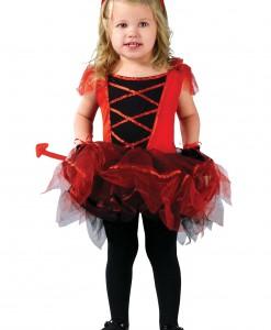 Toddler Devilina Costume
