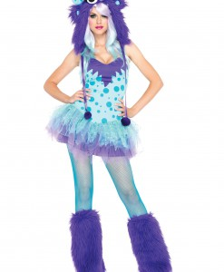 Polka Dotty Monster Costume