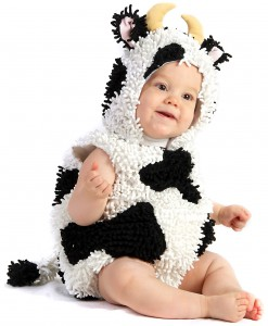 Kelly the Cow Costume