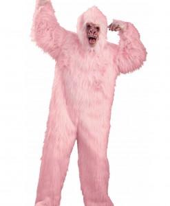 Deluxe Pink Gorilla Costume