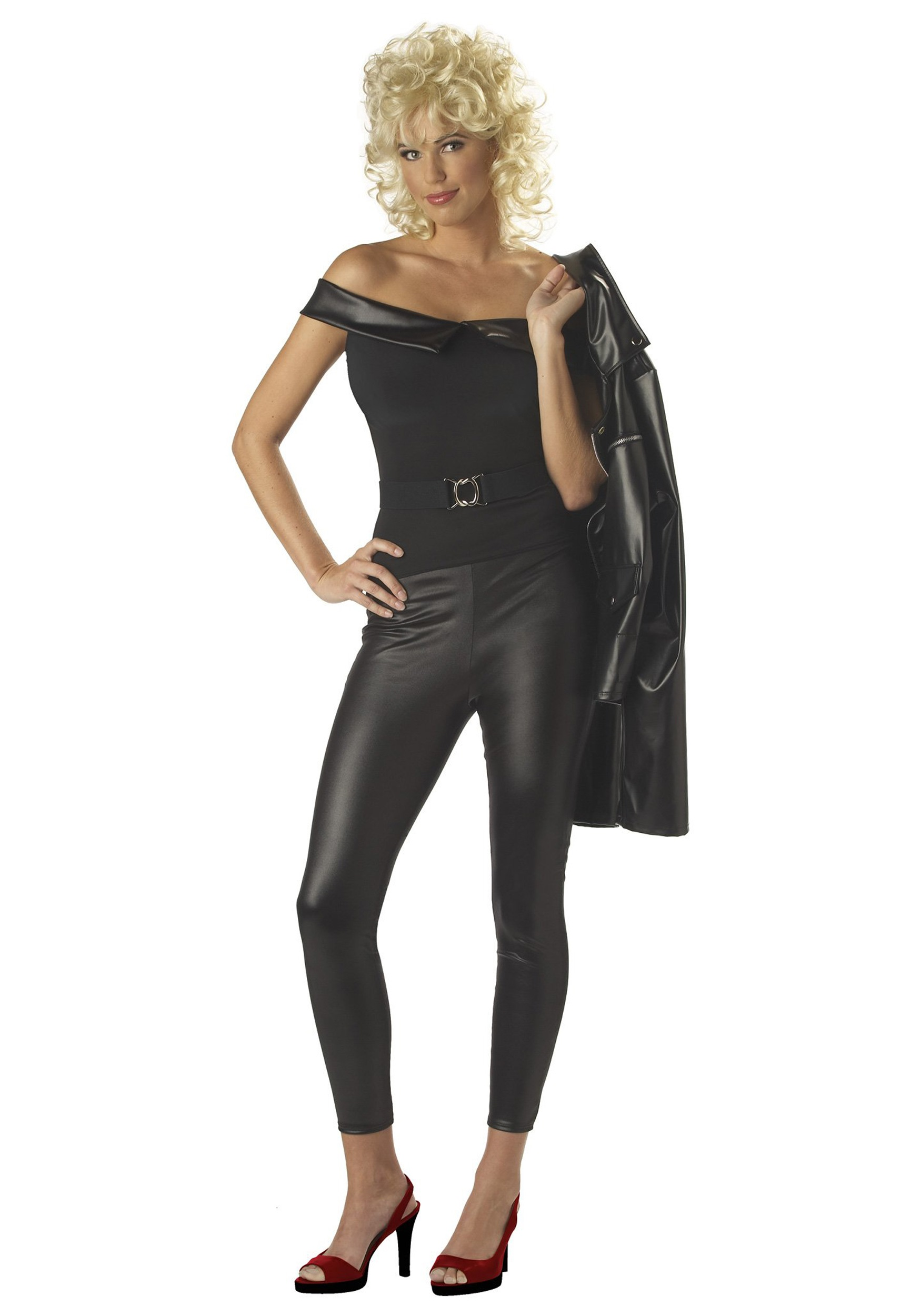Wonderbaarlijk Adult Sandy Grease Costume - Halloween Costume Ideas 2019 RF-88