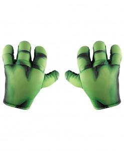 Soft Incredible Hulk Hands