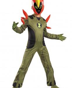 Kids Swampfire Costume