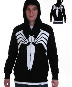 Adult Venom Costume Hoodie