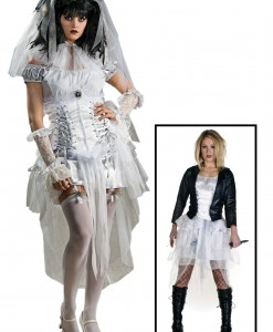 Gothic Bride of Chucky Costume