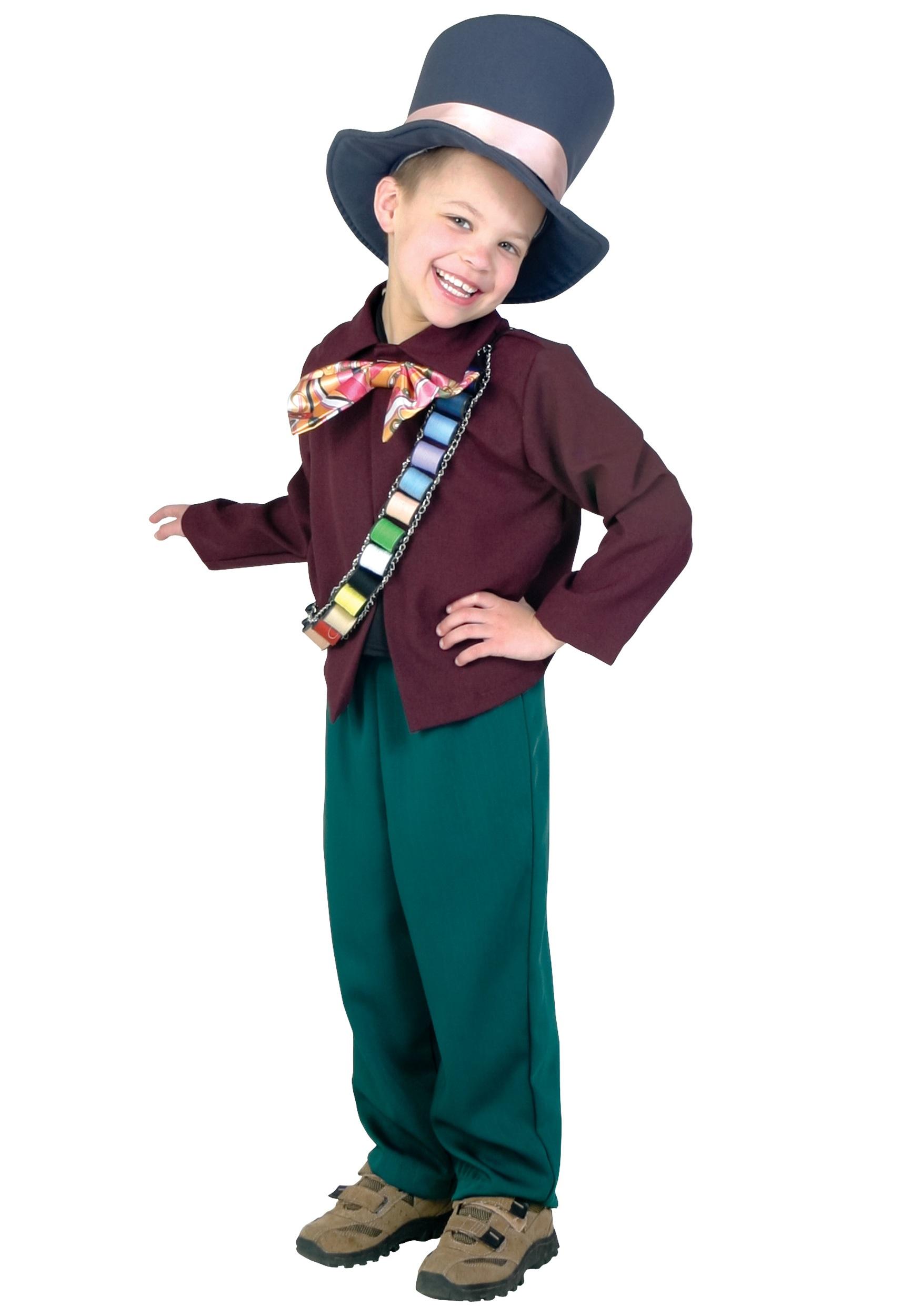 Kids Mad Hatter Costume Halloween Costume Ideas 2019
