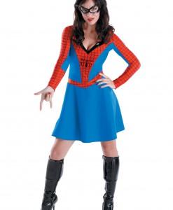 Womens Spider Girl Costume