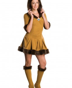 Teen Cowardly Lion Costume